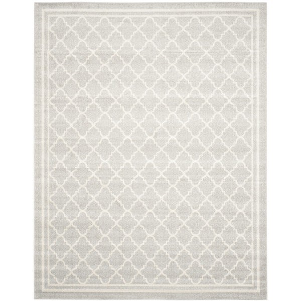 Safavieh-Indoor-Outdoor-Amherst-Light-Grey-Beige-Rug