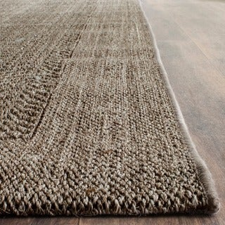 Safavieh Palm Beach Silver Sisal Rug (3' x 5')