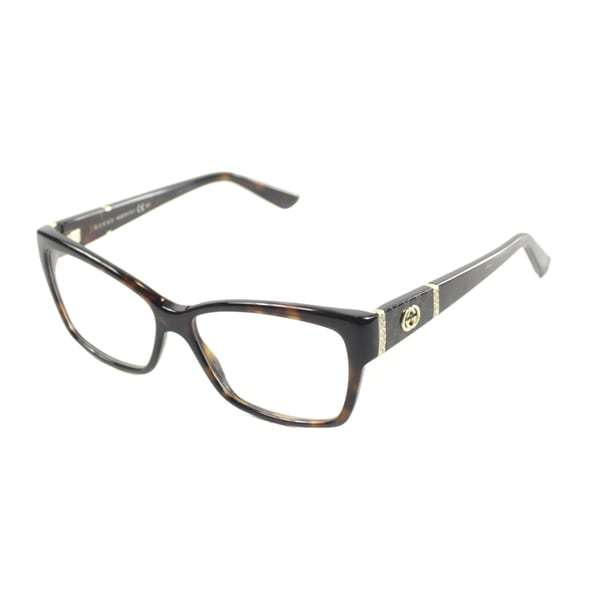 Gucci Ladies Eyeglass Frames : Gucci Womens GG 3559 TVD Havana Eyeglasses - 16765260 ...