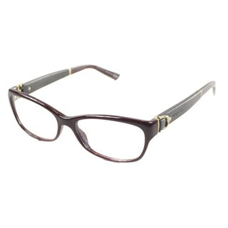 Gucci Women's 'GG 3639 0XU' Havana Eyeglasses