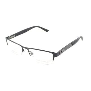 Gucci Men's 'GG 2250 4VH' Semi-rimless Eyeglasses