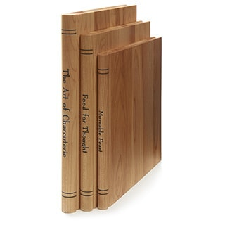 J.K. Adams Trilogy Collection Set of Three Serving Boards