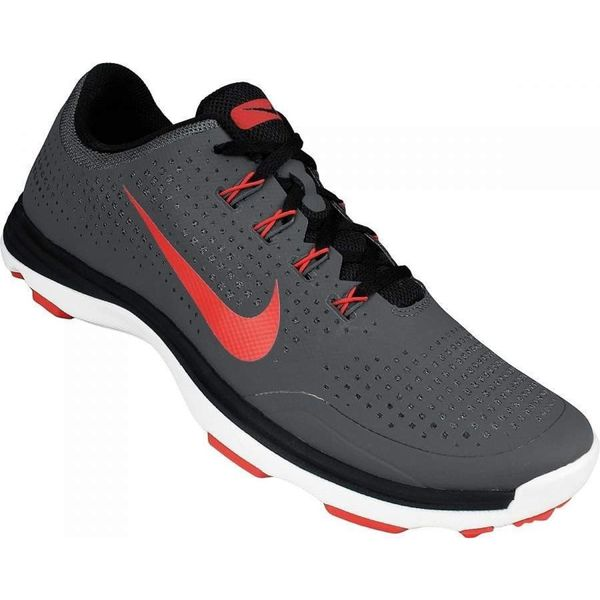 Nike Mens Lunar Cypress Spikeless Golf Shoes