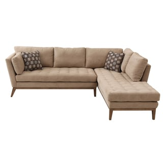 Sectional Cream Sofa