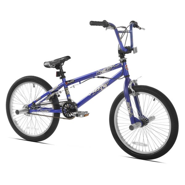 Razor RZR Freestyle Blue 20-inch Boy's Bike