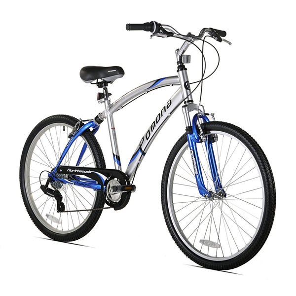 Kent Northwoods Pomona 26-inch Men's Dual Suspension Comfort Bike (As Is Item)