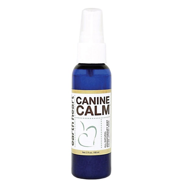 Earth Heart Canine Calm Aroma Therapy Remedies for Pets (2 oz.)