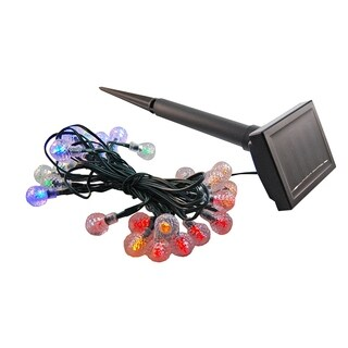 Wax Luminaria with LED Light