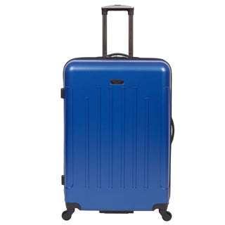 Heritage Travelware Lincoln Park 29-inch Large Expandable Hardside Spinner Upright Suitcase