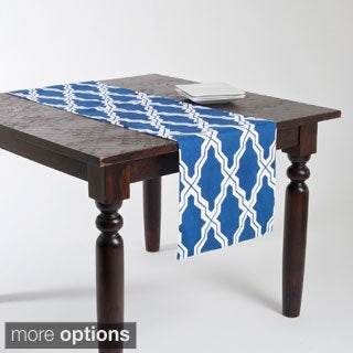 Moroccan Design Table Runner