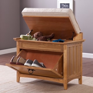 Upton Home Alma Storage Bench