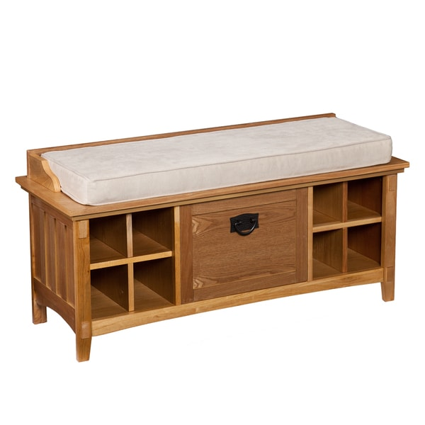 Upton Home Large Alma Storage Bench