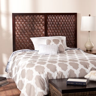 Upton Home Chauvin Wall Mount Full Headboard