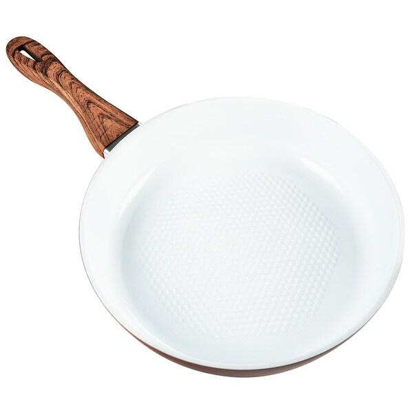 Alpine Heavy-gauge Aluminum Ceramic Non-stick 11-inch Fry Pan
