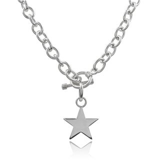 Tressa Collection Sterling Silver Star Pendant