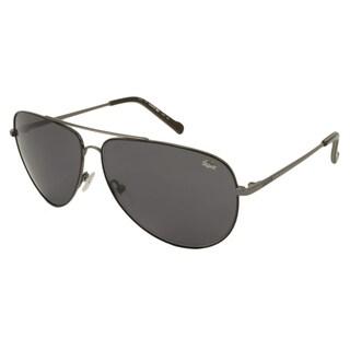 Lacoste Unisex L129S Aviator Sunglasses