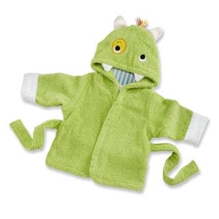 Baby Aspen My Little Monster Hooded Spa Robe