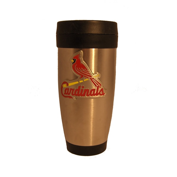 St. Louis Cardinals Stainless Steel Travel Coffee Tumbler 14257152
