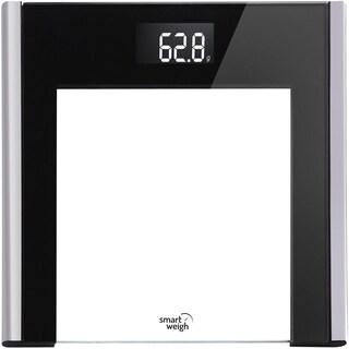 Smart Weigh Precision Ultra-Slim Digital Bathroom Scale