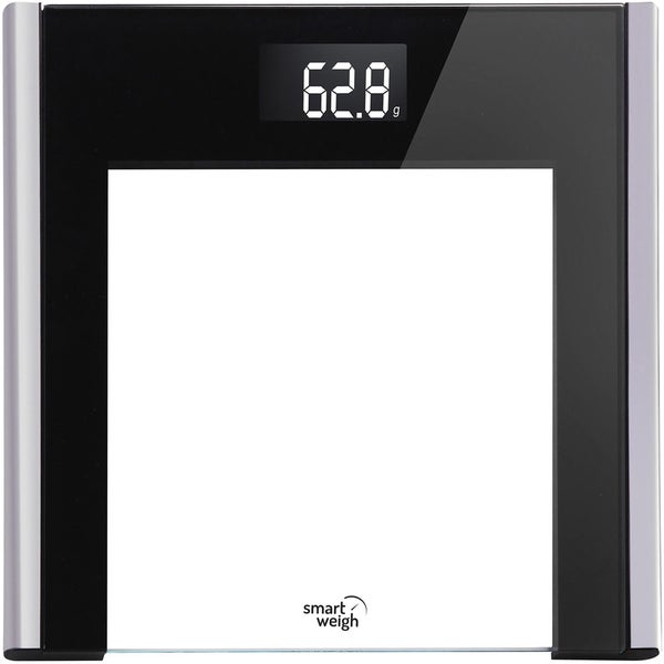 Smart Weigh Precision Ultra-Slim Digital Bathroom Scale