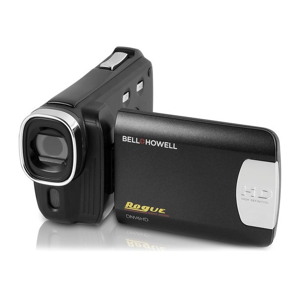 Bell & Howell Rogue Infrared Night Vision 1080p HD Video Camcorder