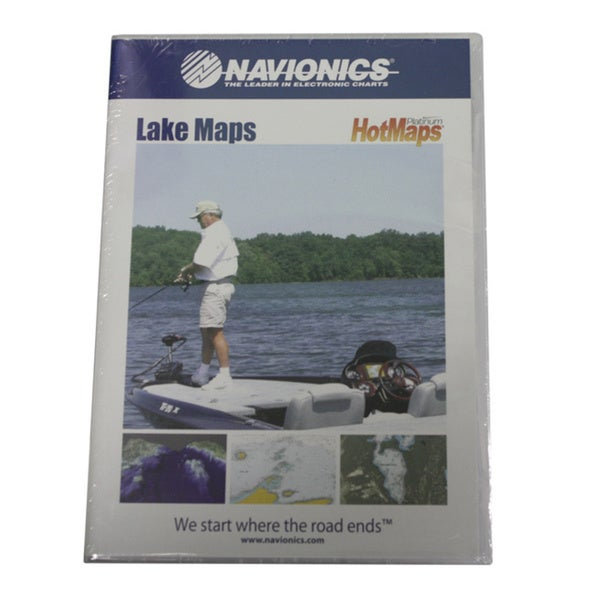 Navionics Hot Maps Platinum