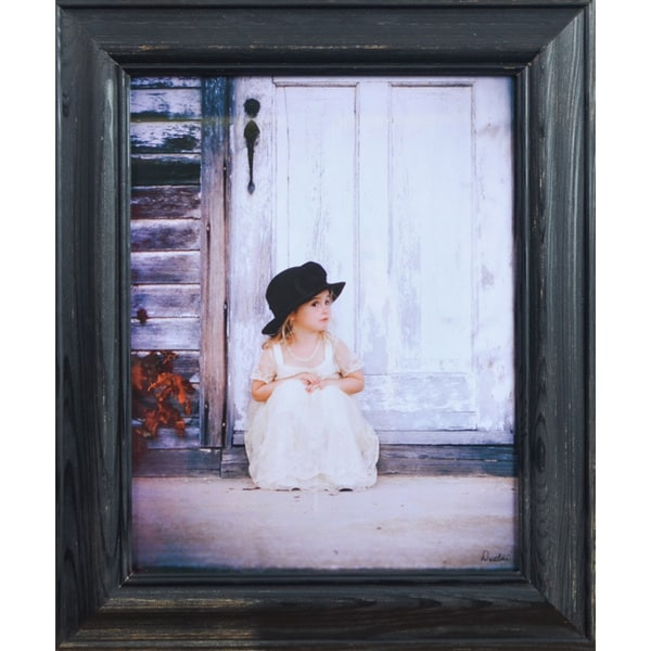 Dustine Wallace 'Patience' Framed Print