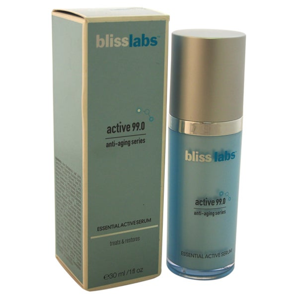 Bliss Active 99.0 Essential Active 1-ounce Serum