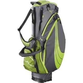 Cobra/ Puma Form Stripe Lime Green Stand Golf Bag