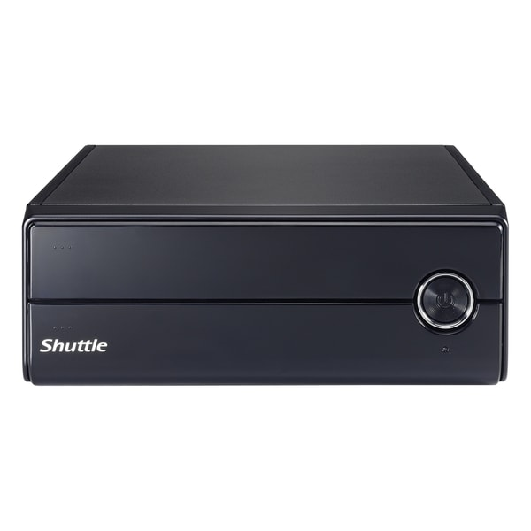 Shuttle XH97V Barebone System Mini PC - Intel H97 Chipset - Socket H3