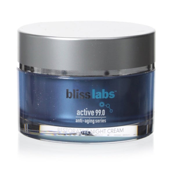 Bliss Active 99.0 Anti-Aging Series 1.7-ounce Restorative Night Cream