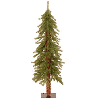 4-foot Hickory Cedar Tree with 1.25-inch Pole