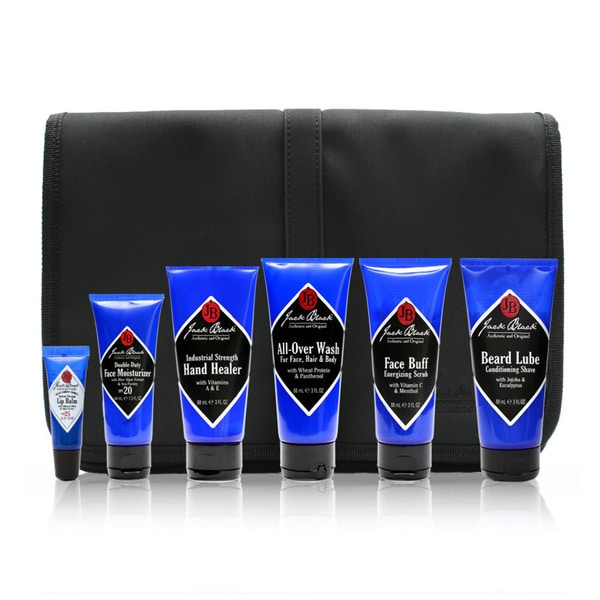 Jack Black On-The-Road 6-piece Travel Pack