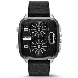 Diesel Men's DZ7302 Analog Quartz Black Dial Watch