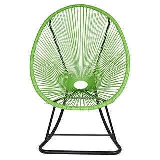 Design Tree Home Acapulco Green Rocking Chair (China)