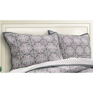 Sarah Quilted Shams (Set of 2)