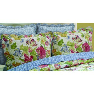 Melissa Quilted Shams (Set of 2)