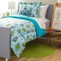 Kids Collection Robot 4-piece Comforter Set