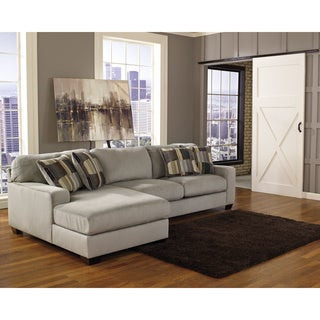 Signature Design by Ashley Westen Corner Chaise and Sofa Sectional