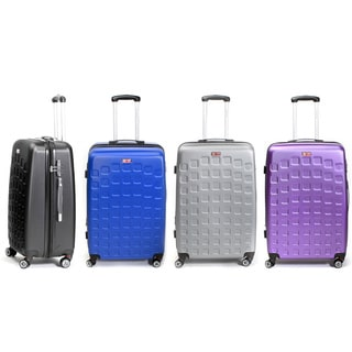 English Laundry 3-piece set Expandable Hard side 360 Spinner wheels Luggage Set