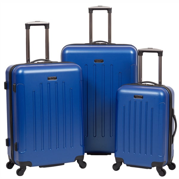 Heritage Lincoln Park 3-piece Hardside Spinner Luggage Set