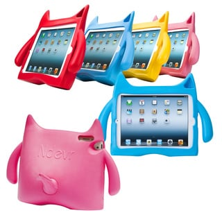 Ndevr Eva Foam Kids Friendly Safe Case Cover for Apple iPad 4/3/2