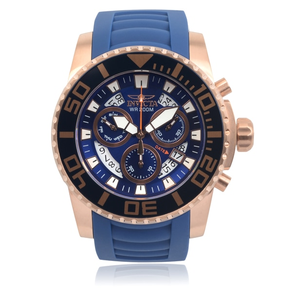 Invicta Men's 14674 'Pro Diver' Quartz Link Watch