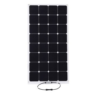 Renogy 100-watt 12V Monocrystalline Bendable Solar Panel