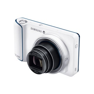 Samsung Galaxy White 16.3MP 21x Zoom Android Smart WiFi Camera (Refurbished)