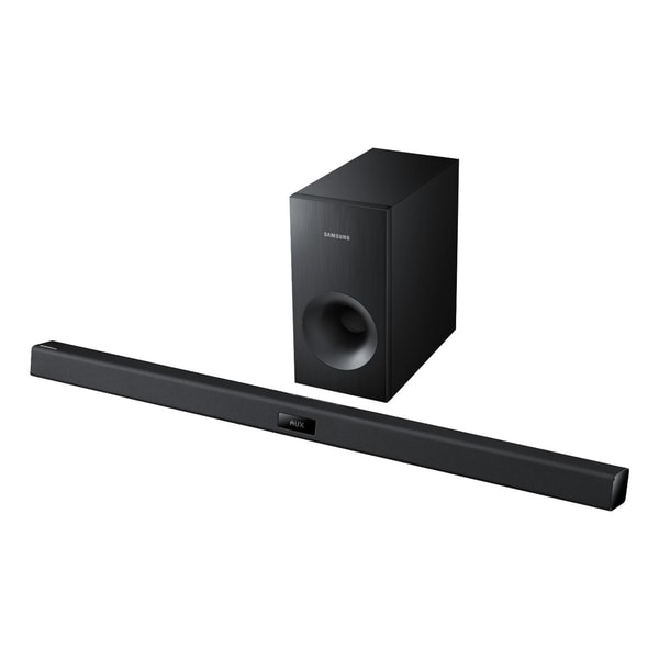 Samsung HW-FM35 2.1 Channel Bluetooth Home Theater Sound Bar with Subwoofer (Refurbished)