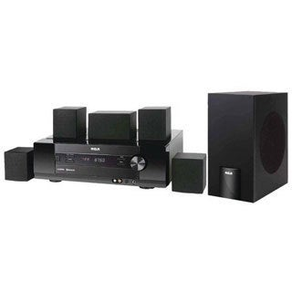 RCA RT2781H 1000W Home Theater 5.1 Digital Surround Sound System (Refurbished)