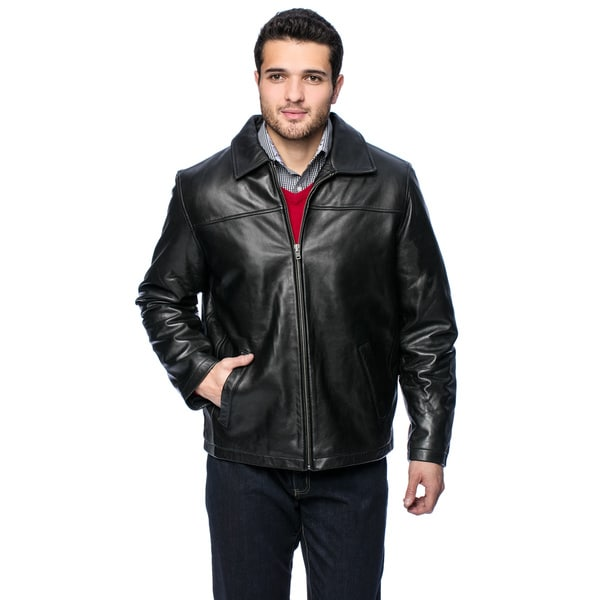 Men's 'Dean' Leather Jacket 14267763