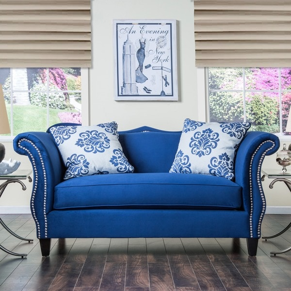 Furniture of America Othello Loveseat