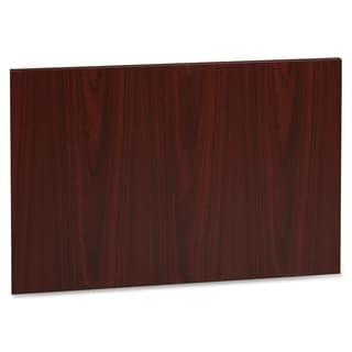 Lorell Accent Series Mahogany Modesty Panel